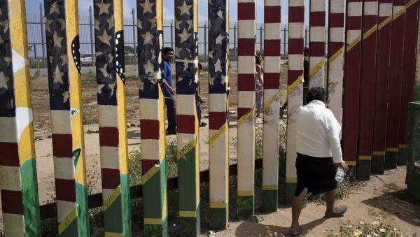 U.S. - Mexico border - Sputnik France