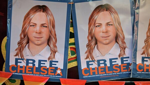 Whistleblower Chelsea Manning - Sputnik France