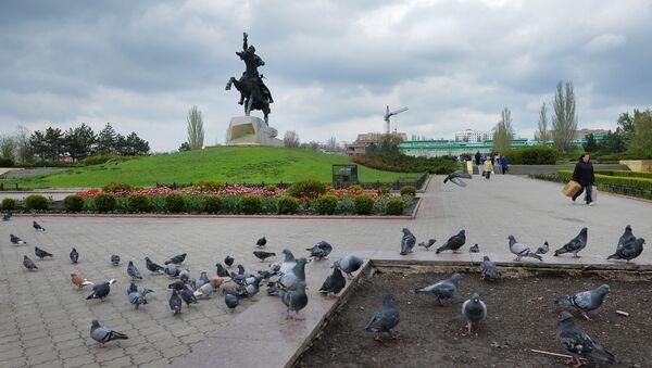Tiraspol, the capital of Transdniestr - Sputnik France