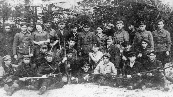 Les partisans Bielski - Sputnik France