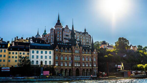 Stockholm, Suède - Sputnik France