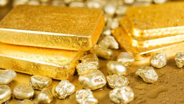 Gold - Sputnik France