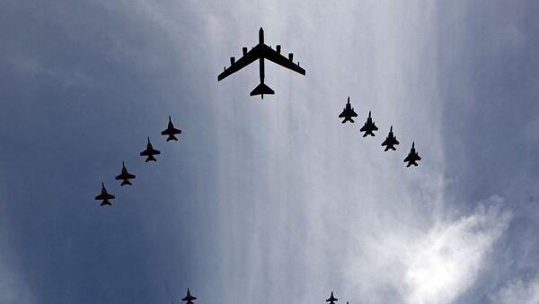 L'US Air Force - Sputnik France