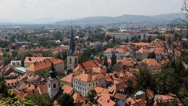 Ljubljana - Sputnik France