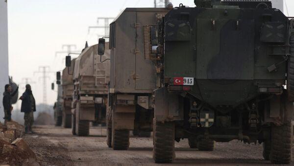 Offensive de l'armée turque en Syrie - Sputnik France