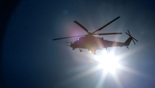 Un Mi-24 (archive photo) - Sputnik France