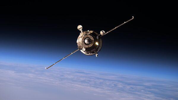 Progress MS-02 - Sputnik France