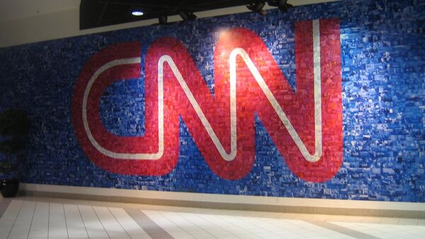 Logo de CNN - Sputnik France