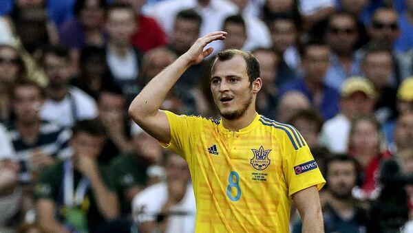 Román Zozulya, futbolista ucraniano - Sputnik France