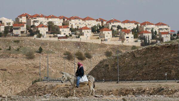 La colonie israélienne de Maale Edumim, située en Cisjordanie - Sputnik France