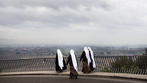 Des moniales en Italie. Image d'illustration6. - Sputnik France