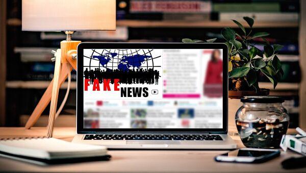 fake news - Sputnik France