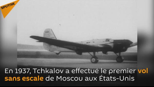 Valeri Tchkalov - Sputnik France