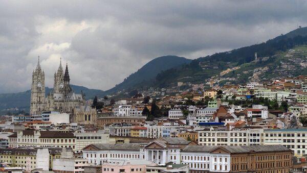 Quito - Sputnik France