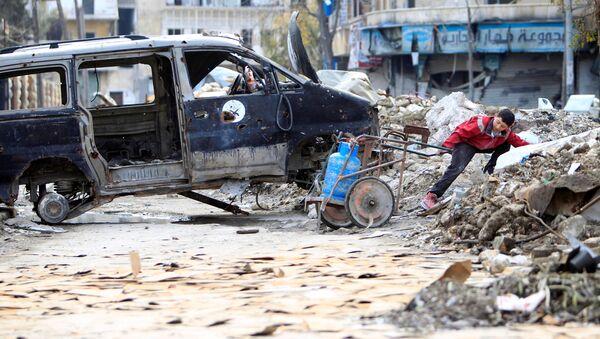 Ayman Soussan à l'opinion occidentale: vos dirigeants vous mentent sur la réalité syrienne - Sputnik France