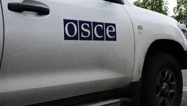L'OSCE s'est éclipsée en douce de la DNR - Sputnik France