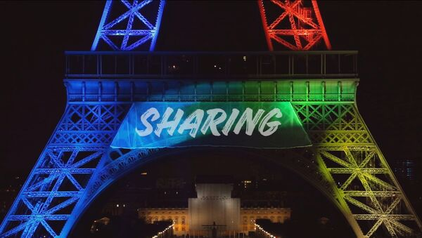 Paris 2024 : le slogan des JO fait déjà scandale - Sputnik France