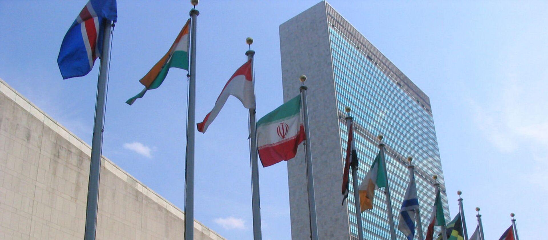 Le siège des Nations unies à New York - Sputnik France, 1920, 23.07.2020