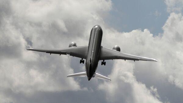 Qatar Airways Boeing 787 - Sputnik France