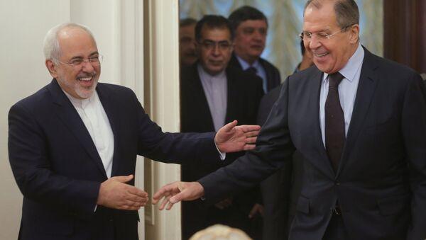 Rencontre à Moscou des ministres russe et iranien des Affaires étrangères - Sputnik France