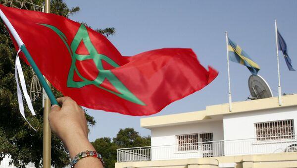 Le drapeau marocain - Sputnik France