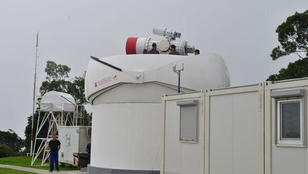 un télescope russe installé sur le territoire brésilien - Sputnik France