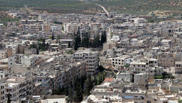 La province syrienne d'Idlib - Sputnik France
