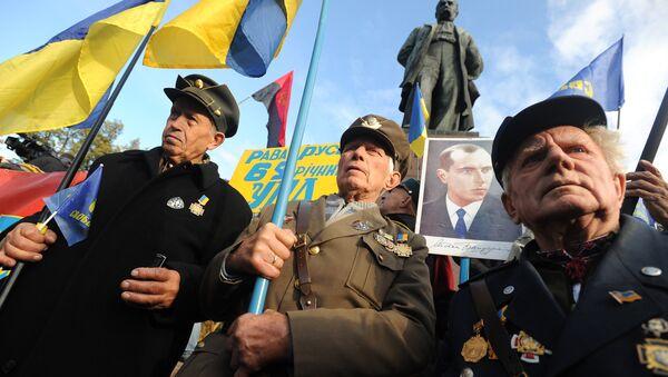 Марш националистов в Киеве - Sputnik France