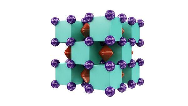 Модель гелида натрия - Sputnik France