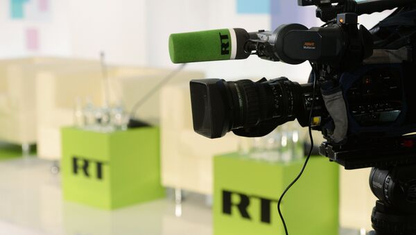 RT conference, Shape-shifting Powers in Today's World - Sputnik France