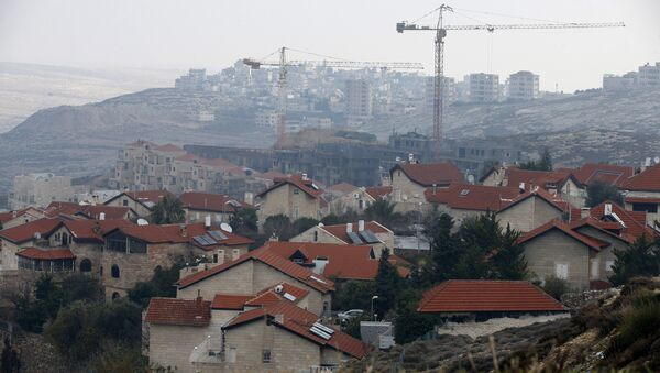 Jérusalem-Est - Sputnik France