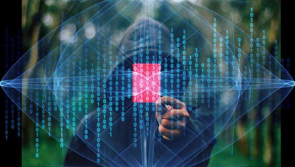 Cyber attack - Sputnik France