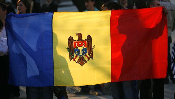 Drapeau de la Moldavie - Sputnik France