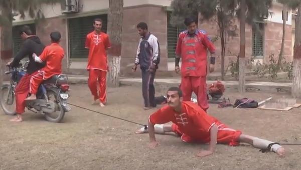 Vous en avez assez du yoga traditionnel? Alors cette école pakistanaise va vous intéresser! - Sputnik France