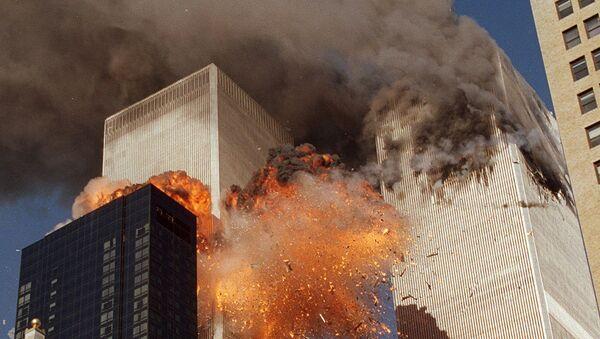11 septembre 2001 - Sputnik France