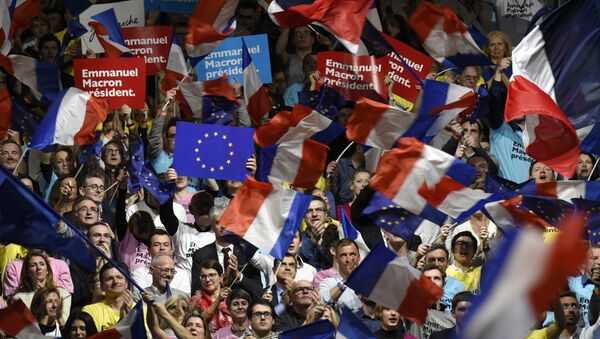 en marche - Sputnik France