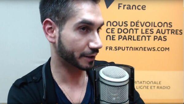 Charles Robin - Sputnik France