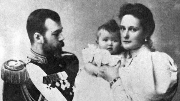 La famille Romanov - Sputnik France
