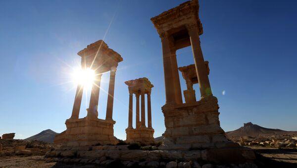 La cité antique de Palmyre - Sputnik France