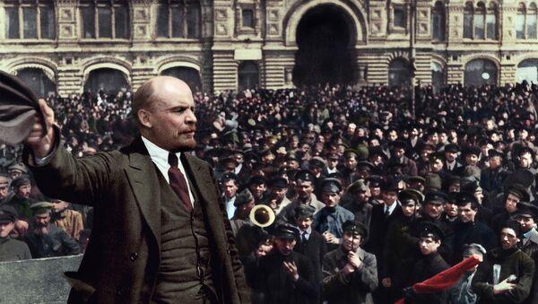 Vladimir Lénine - Sputnik France