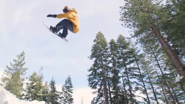Le snowboardeur américain Danny Davis - Sputnik France