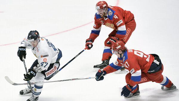 Russie - Finlande - Sputnik France
