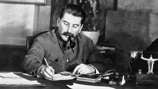 Joseph Staline - Sputnik France