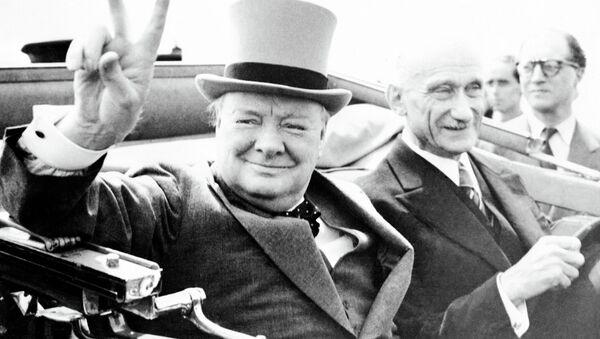 Winston Churchill - Sputnik France