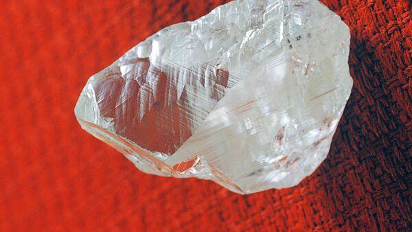 Un diamant brut - Sputnik France