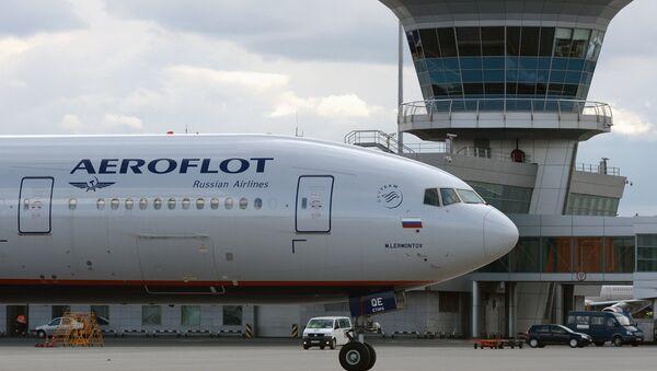 Aeroflot - Sputnik France