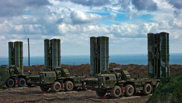 S-400 regiment enters on duty in Crimea - Sputnik France