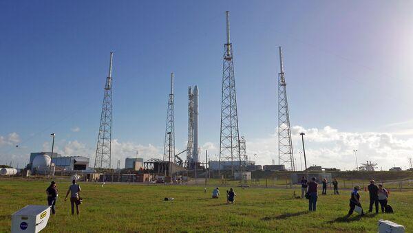 La fusée Falcon 9 - Sputnik France