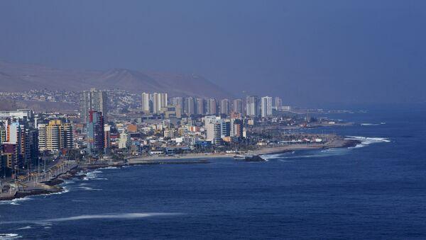 Antofagasta, Chili - Sputnik France