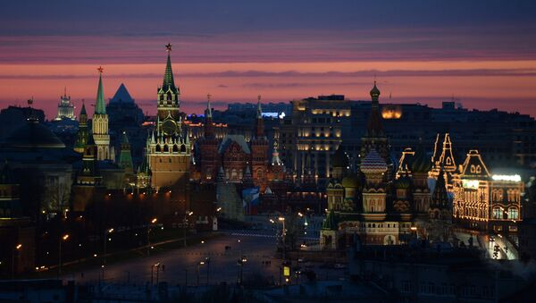 Moskaer Kreml - Sputnik France